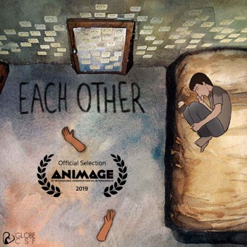 "The International Premiere of ""Each Other"" Animated short Film at the 10th ANIMAGE – International Animation Festival of Pernambuco"